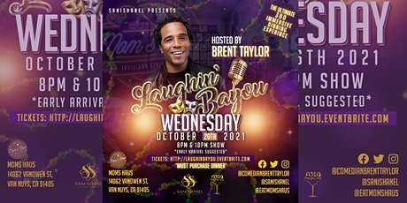 LAUGHIN' BAYOU LIVE 360 Comedy Show Experience tickets