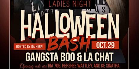 Ladies Night Halloween Bash tickets