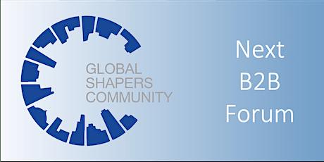 Global Shaper's Frankfurt Next B2B Forum: Mental Healthiness tickets