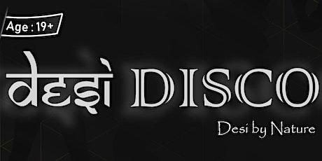 Desi Disco tickets