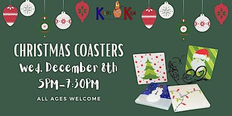 Christmas Coasters tickets