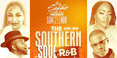 The Southern Soul + R&B Brunch tickets