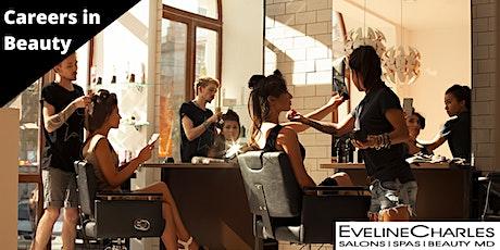 Webinar: Careers in the beauty industry tickets
