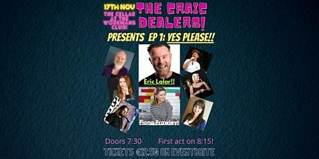 Ex Oh Presents; The Craic Dealers! tickets