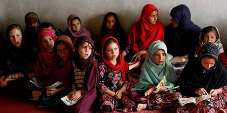 A New Chapter in Afghanistan:  Ensuring Support of Afghan Women & Girls tickets