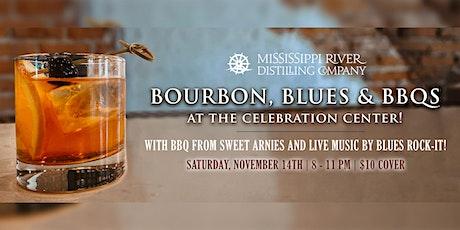 Bourbon, Blues & BBQs tickets