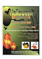 Halloween Party Disco for Primary School children tickets