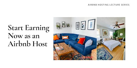 Start Hosting With AirBnB tickets