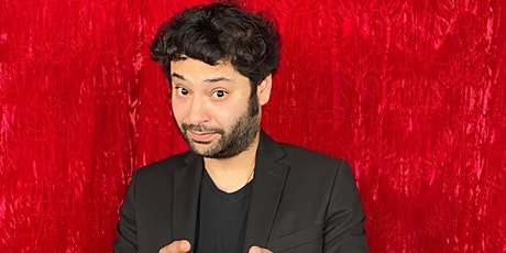 Christmas Comedy Special Starring Kabir Singh ( AGT 2021)LIVE in Pleasanton tickets
