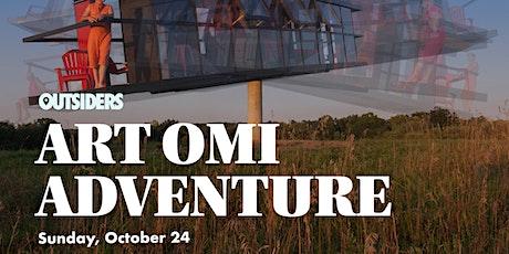 Art Omi Adventure & Picnic tickets