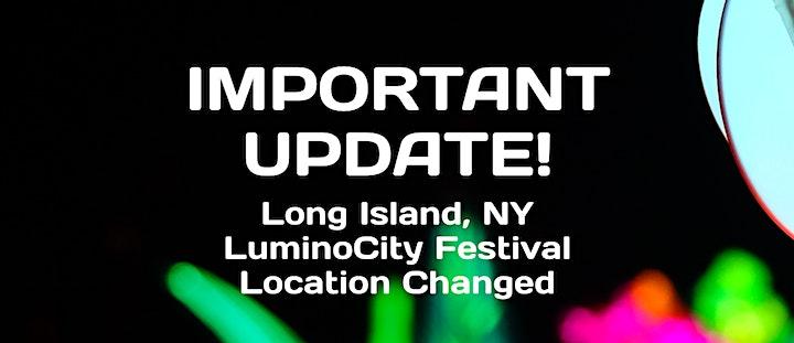 LuminoCity Festival Holiday Lights at Whitney Pond Park image