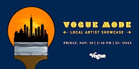 Vogue Mode tickets