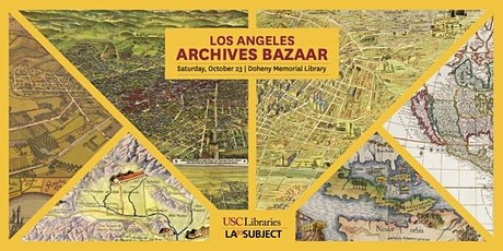 The 16th-Annual Los Angeles Archives Bazaar tickets