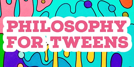 Philosophy for Tweens Free Taster Session tickets
