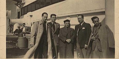German-Jewish Refugees in  Apartheid South Africa tickets