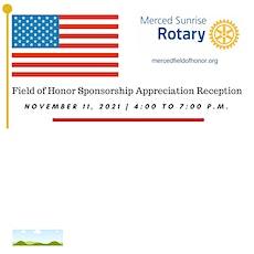 Field of Honor Sponsorship Appreciation Reception tickets