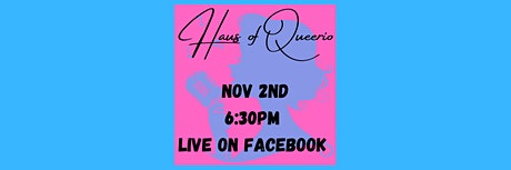 Haus of Queerio LIVE 5,6,7,8 tickets