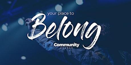 Sunday Gathering - October 17 - 10:15  AM tickets