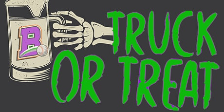 NY Boulders 'Truck or Treat' tickets