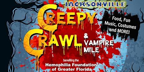 13th Annual Jacksonville Creepy Crawl tickets