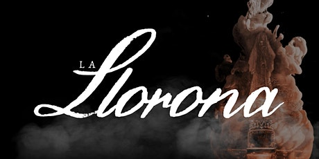 La Llorona en Xochimilco Viernes 29 de octubre 19:00 Hrs. boletos