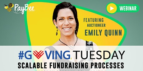 Scalable Processes for Nonprofits: Start with Giving Tuesday tickets