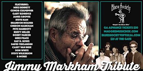 Jimmy Markham Tribute tickets