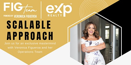 Scalable Approach: Exclusive Mastermind with Veronica Figueroa & Ops Team entradas