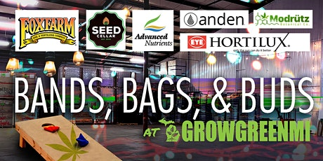 Bands, Bags, & Buds tickets