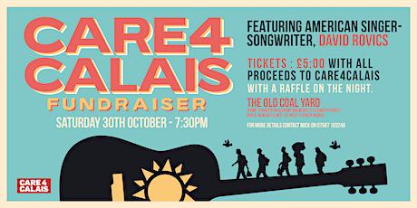 Care4Calais Fundraiser with David Rovics tickets