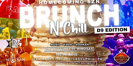 Brunch N Chill Day Party tickets
