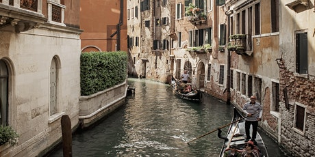 Why save Venice? tickets