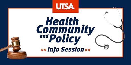 College for Health, Community, and Policy Info Session tickets