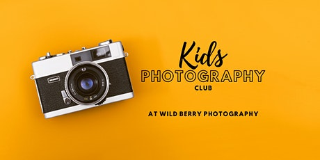 Kids Photography Club at Wild Berry Photography tickets