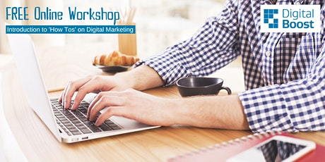 Digital Boost - Introduction to 'How Tos' on Digital Marketing entradas