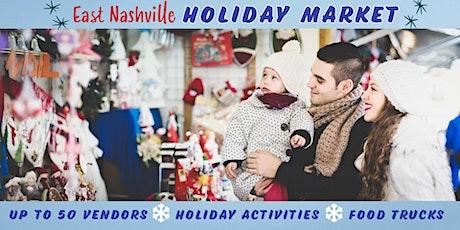 East Nashville Holiday Market tickets