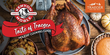 Taste of Traeger Holiday Cooking Class tickets