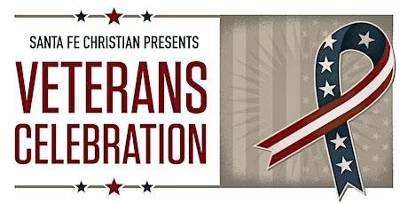 Veteran's Day Celebration tickets