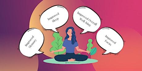 Kids Bilingual Meditation Classes - online tickets