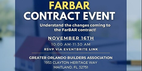 FarBar Contract Event: Understanding the new changes entradas