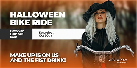 Halloween Bike Ride and Secret After Party tickets
