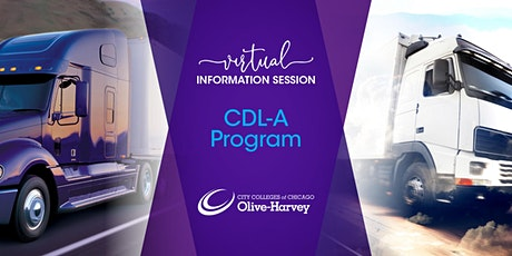 Olive-Harvey CDL - A and B Information Session tickets