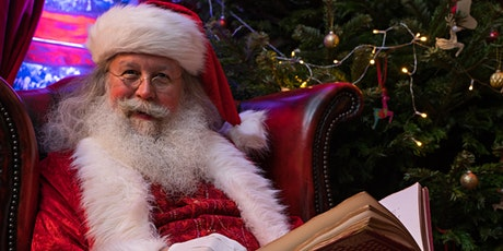 Christmas Grotto for 2-4 yrs Sharky & George at St Pancras tickets