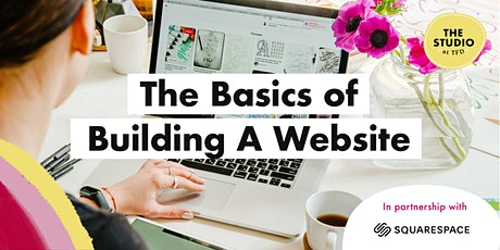 The Basics of Building a Website tickets
