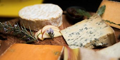British Revival. The Wonderful World of British Cheese tickets