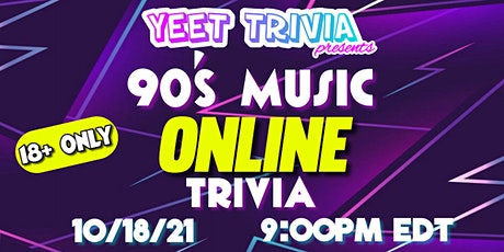 90's Music Trivia tickets