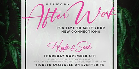 Network After Work tickets
