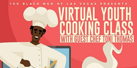 100 Black Men of Las Vegas Youth Cooking Class tickets