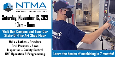 NTMA Training Centers - End of Year Open Campus Event tickets