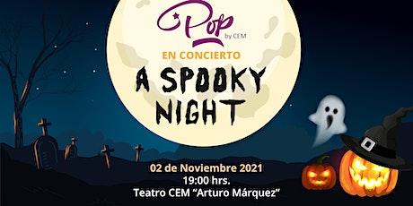 A Spooky Night tickets